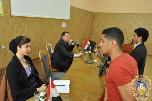 Consul General of the Embassy of the Arab Republic of Egypt in