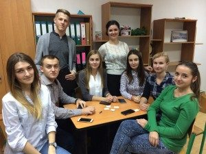 TSMU students participated in trivia game competition on the