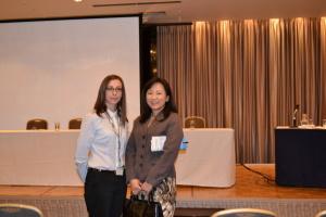 Разом із prof. Nahoko Shindo, World Health Organisation, Geneva, Switzerland