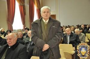 Професор В.В. Файфура