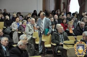 А.І. Паламарчук – інспектор навчального відділу ТДМУ