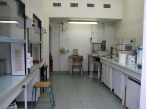 Хроматографічна кімната лабораторії PHARMA-DEV