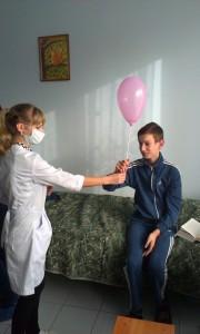 Лікар-інтерн Емілія Доминяк
