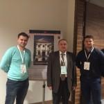 Під час конференції Krakowskie dni przepuklinowe 2015 з професором Дейкалом І.М