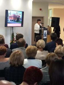 Відкриття лікарні у м. Тарнов