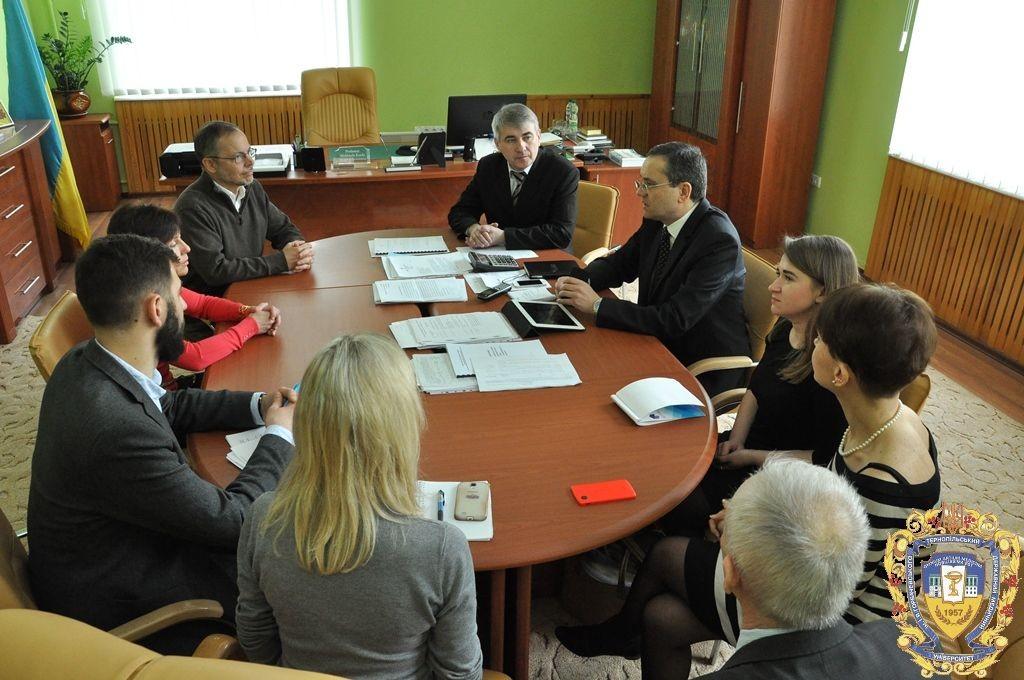 ТДМУ – учасник Проекту сприяння доброчесності в Україні