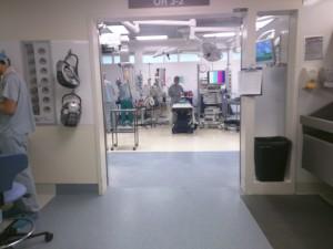 Ортопедична операційна Foothills Medical Centre