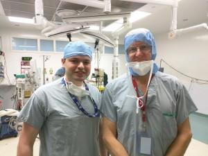 В операційній з проф. Баклі