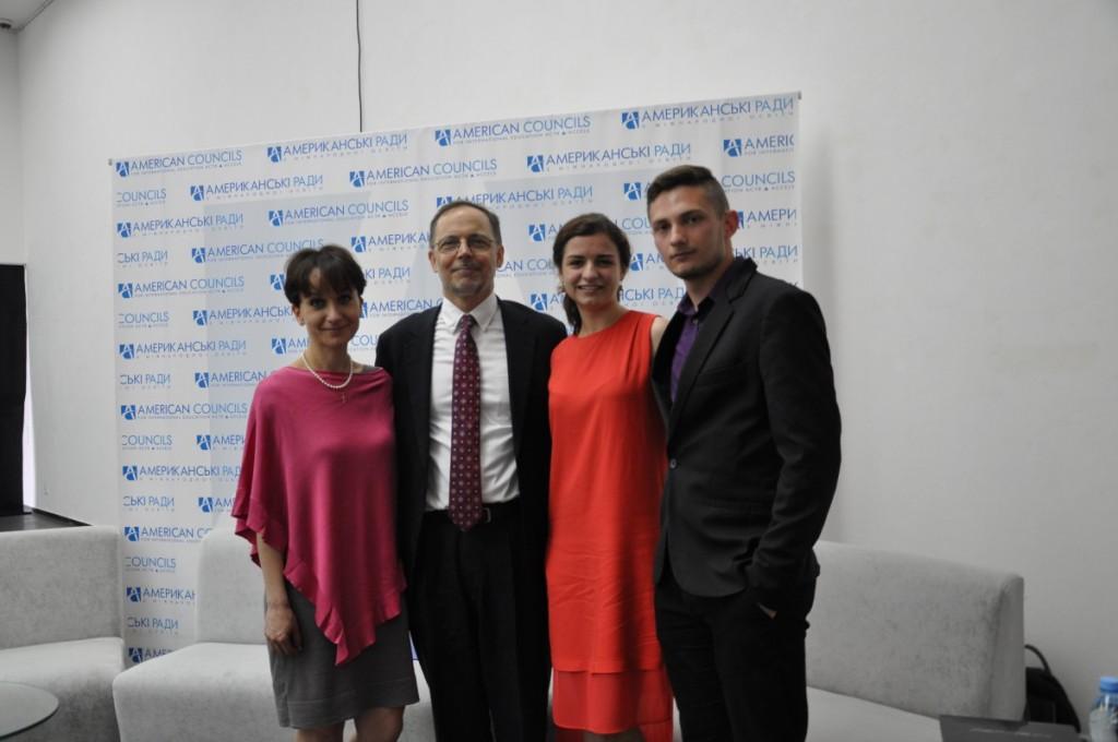 Представники ТДМУ взяли участь в тренінгах в рамках Проекту сприяння академічній доброчесності в Україні