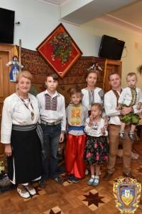 Родина викладача ТДМУ Орисі Смачило