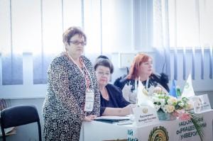 Професор Вікторія Кисличенко, професор Світлана Марчишин, професор Людмила Кучеренко.
