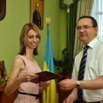 Магістри ТДМУ отримали дипломи