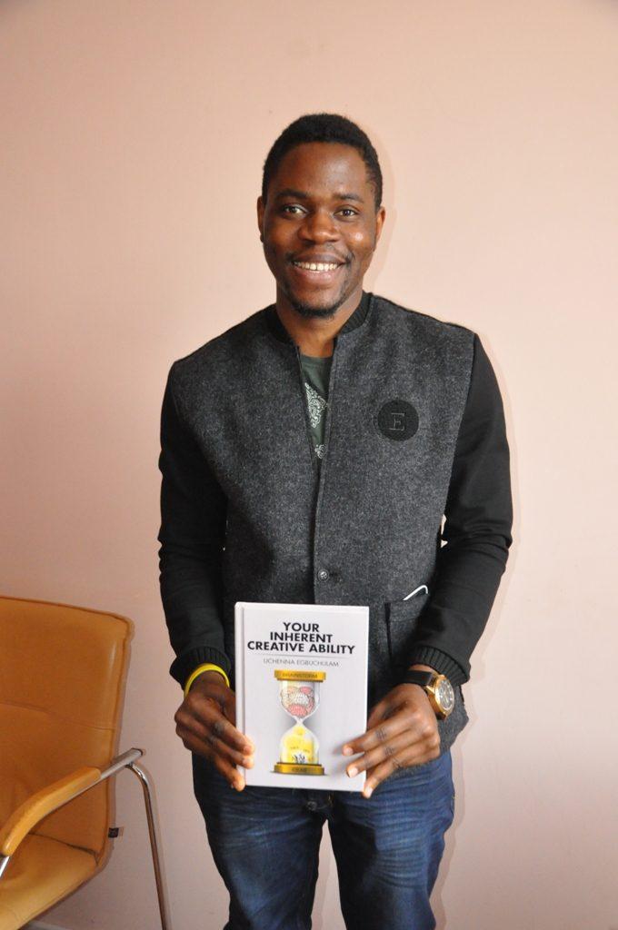 Студент ТДМУ з Нігерії підготував до друку третю книгу