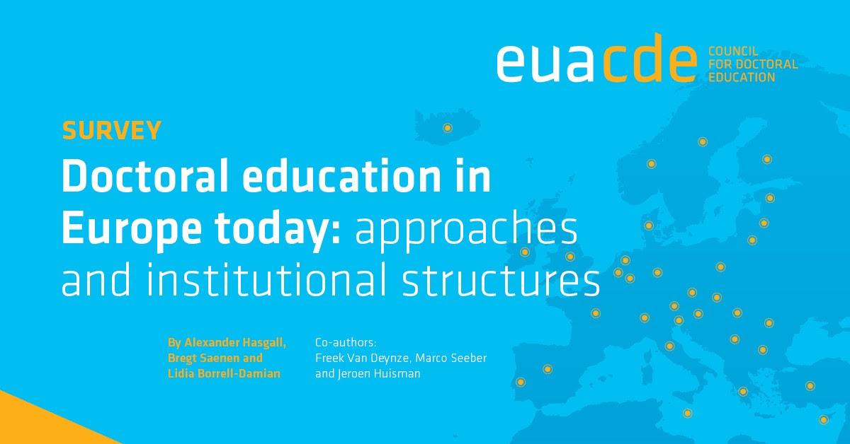 News from the European University Association