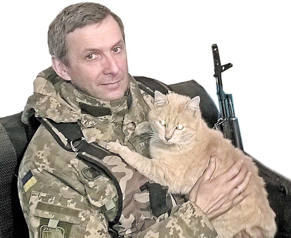Зустріч з Миколою Лазаровичем