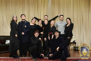 The opening of a new play performed by the Art-Drama Studio took place at TNMU