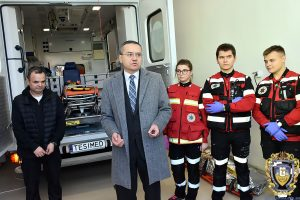 TNMU opened Training Centre for Emergency Care